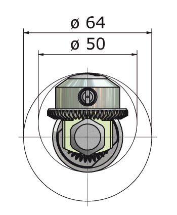 Abmessungen HL R40