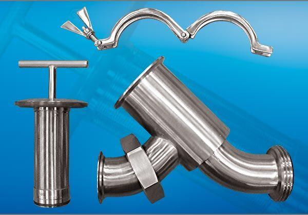 Breconcherry Leitungsfilter (Edelstahl-Filtersystem für die Zuleitung)