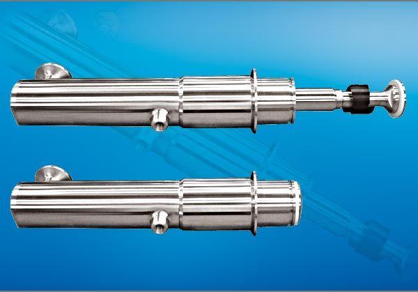 Ausfahrbare Rotationsdüse mit Druckluftverschluss Retraktor MR2 - Breconcherry Deutschland Ltd.